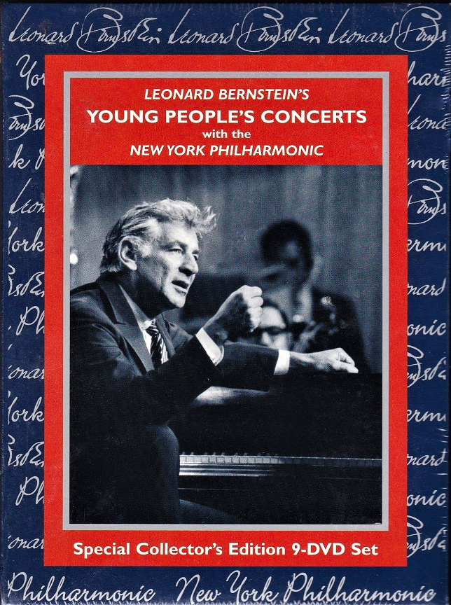 Image for Leonard Bernstein's Young People's Concerts : with the New York Philharmonic