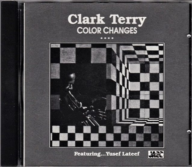 Image for Clark Terry: Color Changes  (Jazz Heritage CD)