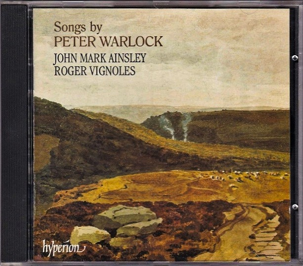 Image for Songs by Peter Warlock (CD)